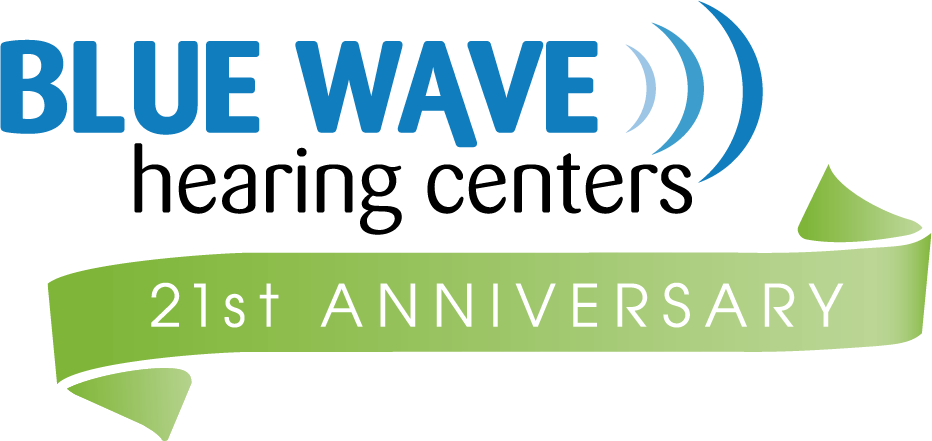 Bluewave 20th Anniversary Logo